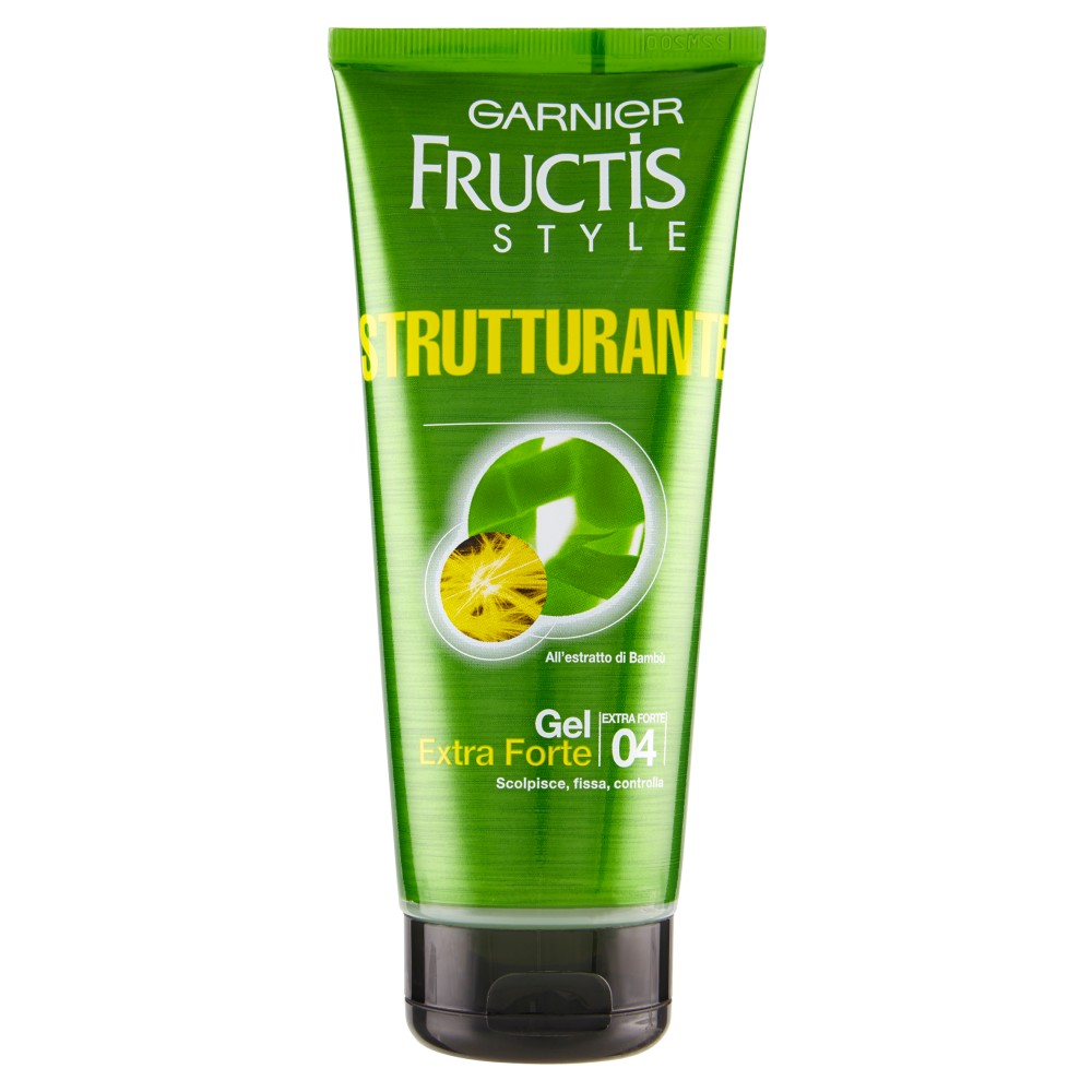 Garnier Fructis Style Strutturante Gel extra forte 04