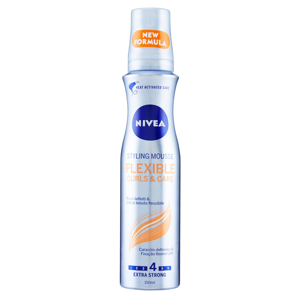 Nivea Styling Mousse Flexible Curls & Care