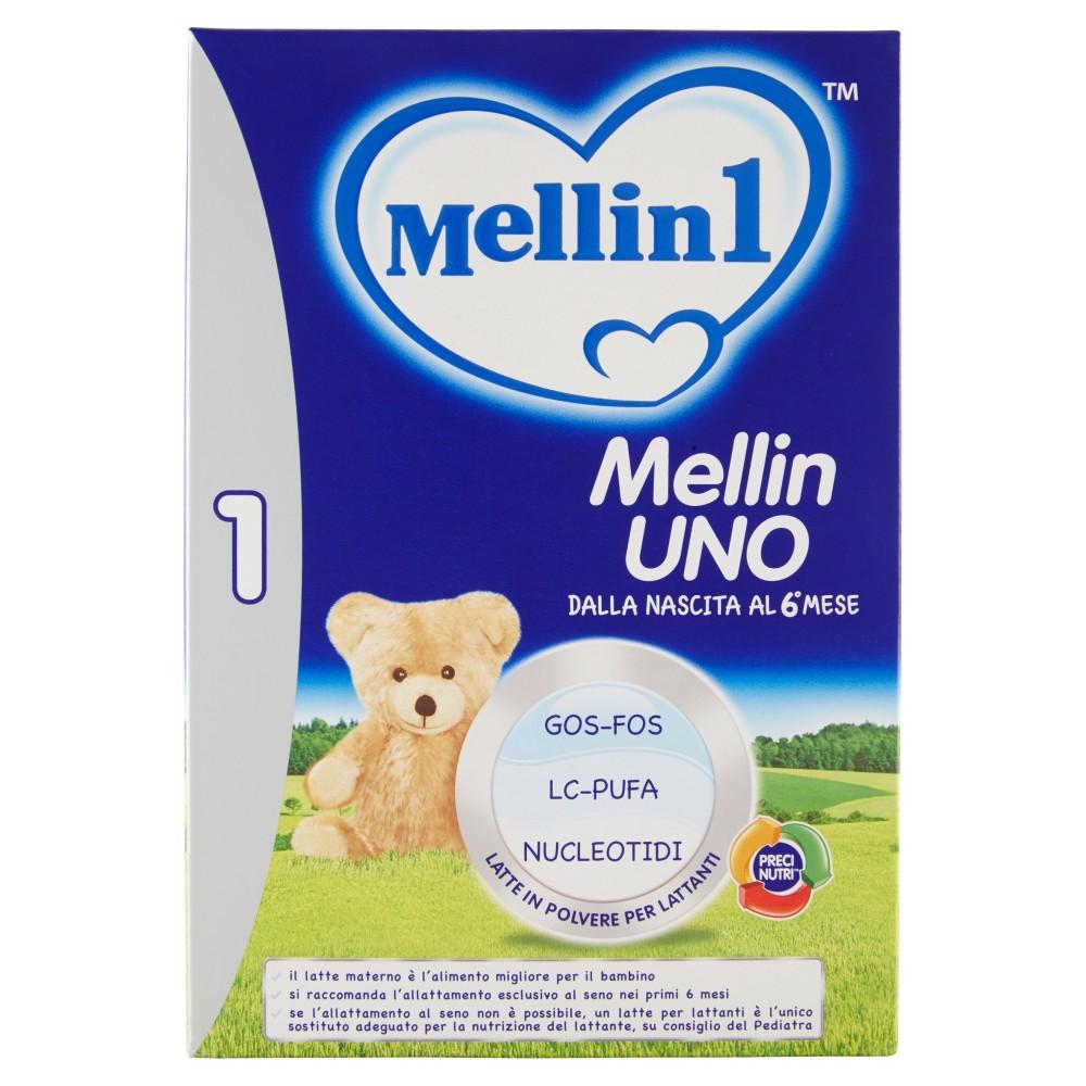 Mellin 1 polvere