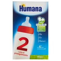 Humana 2 Latte di proseguimento