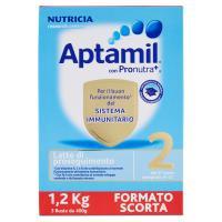 Aptamil 2 Latte di proseguimento