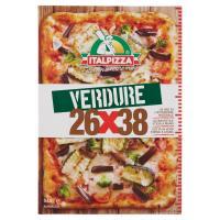 Italpizza 26x38cm Verdure Surgelata