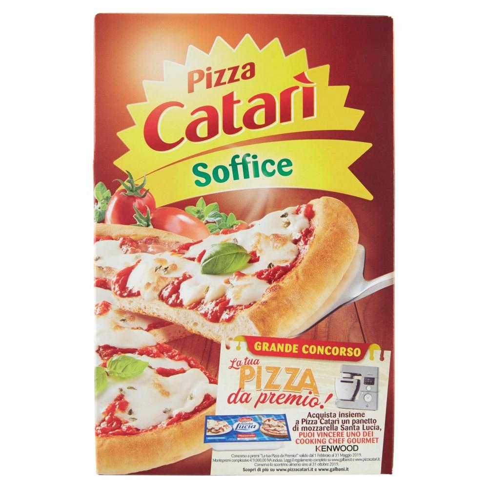 Pizza Catarì Soffice