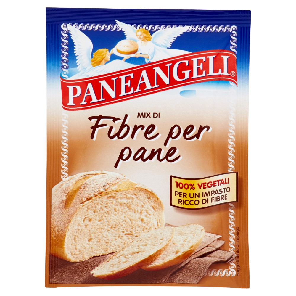 PANEANGELI Mix di Fibre per pane