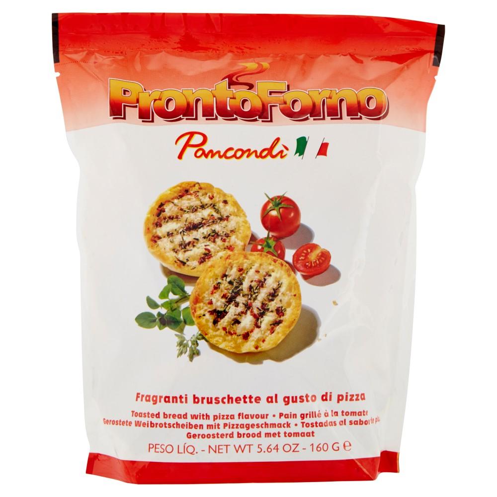 ProntoForno Pancondì Fragranti bruschette al gusto di pizza