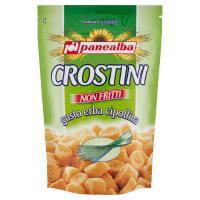 Panealba Crostini gusto erba cipollina