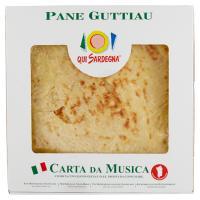 Qui Sardegna Pane Guttiau Carta da Musica