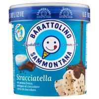 Sammontana Le Delizie Barattolino Stracciatella