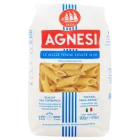 Agnesi Le mezze penne rigate n.59