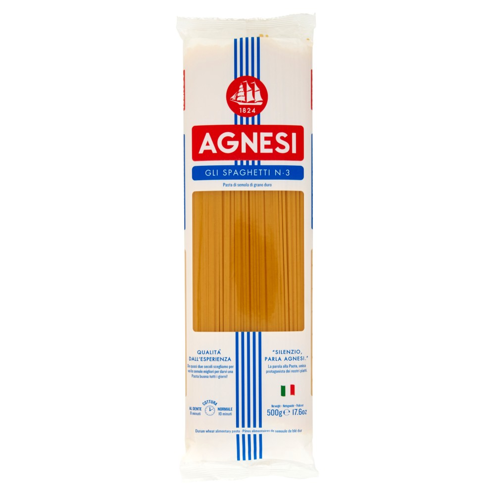 Agnesi Gli Spaghetti n.3