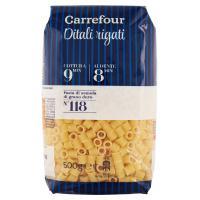 Carrefour Ditali rigati N°118