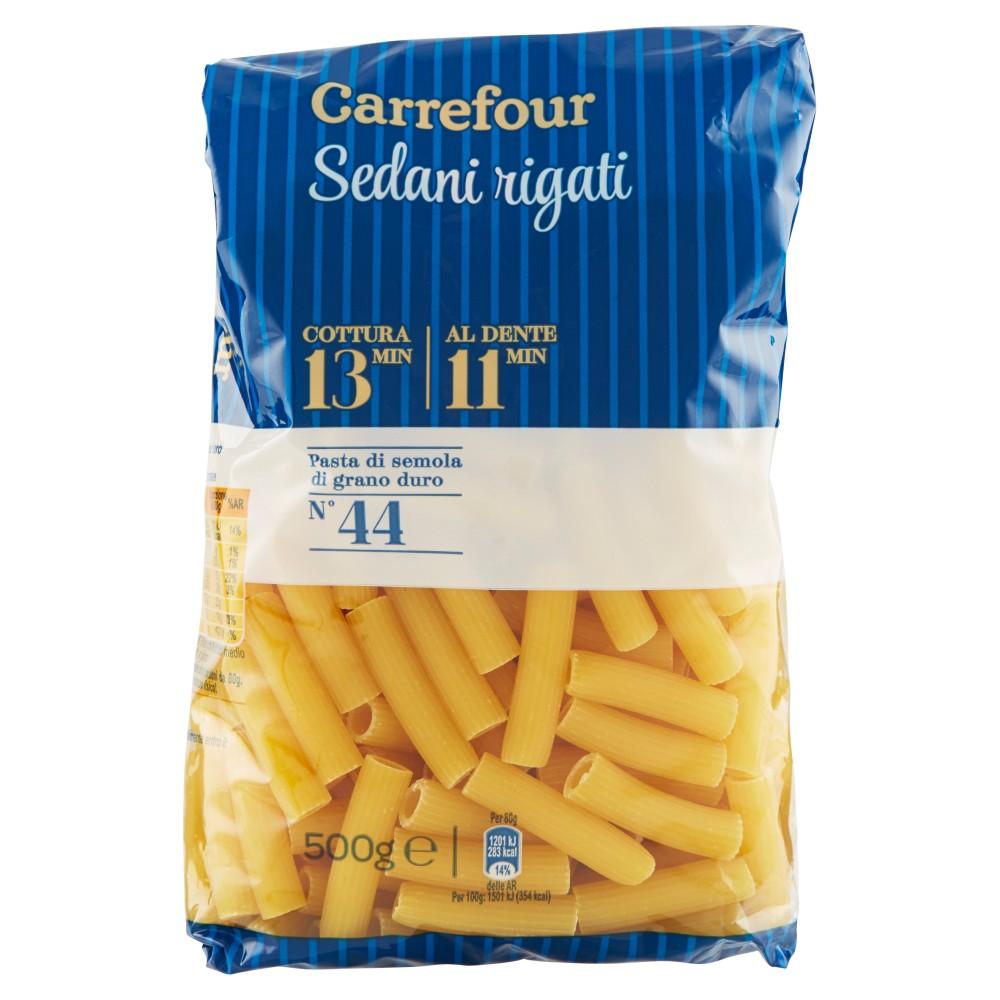 Carrefour Sedani rigati N°44