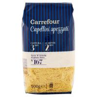 Carrefour Capellini spezzati N°167