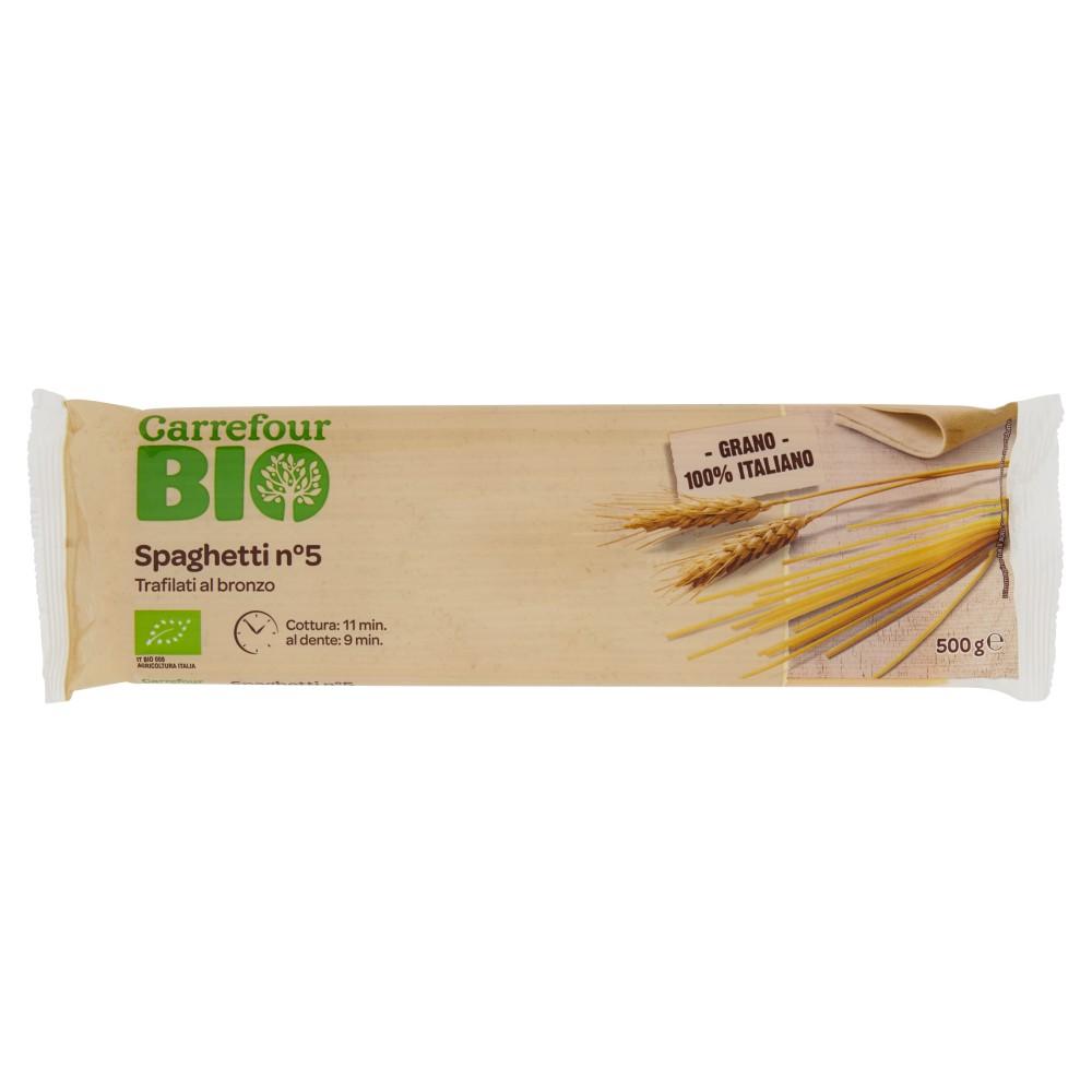 Carrefour Bio Spaghetti n° 5