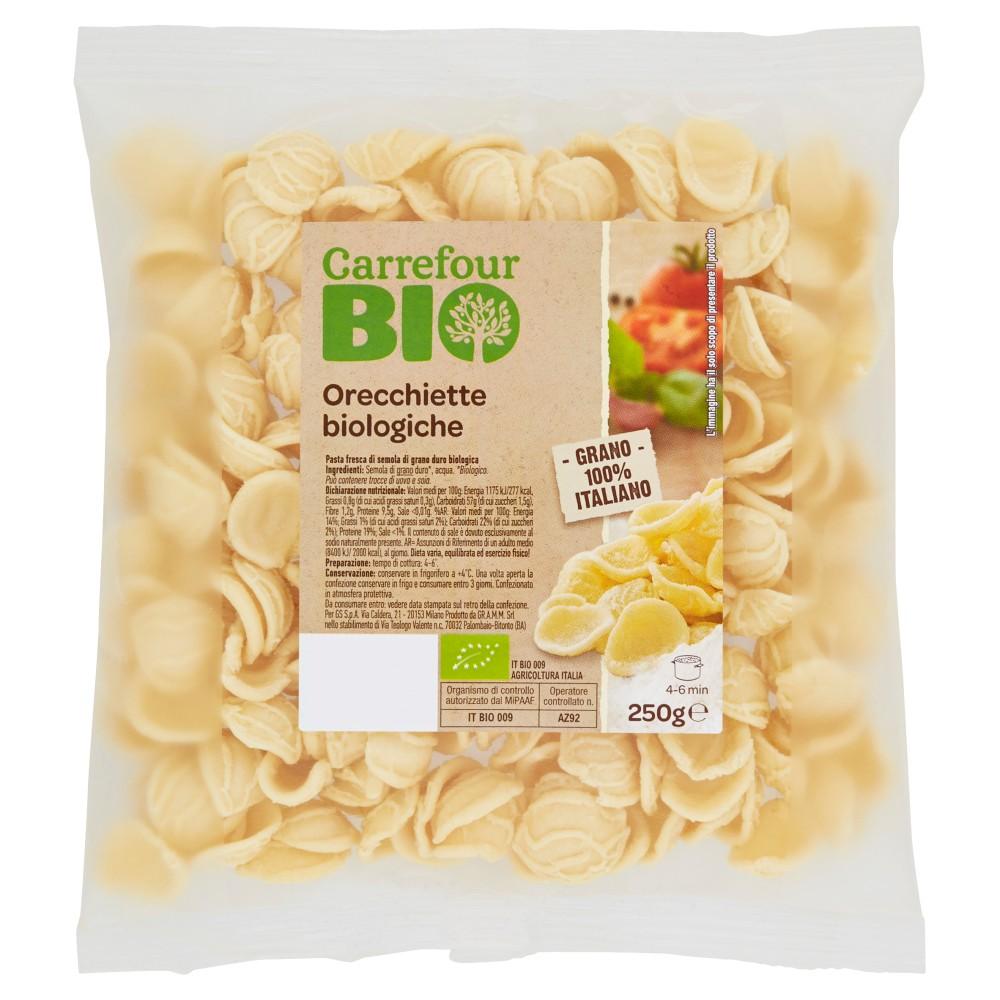 Carrefour Bio Orecchiette biologiche