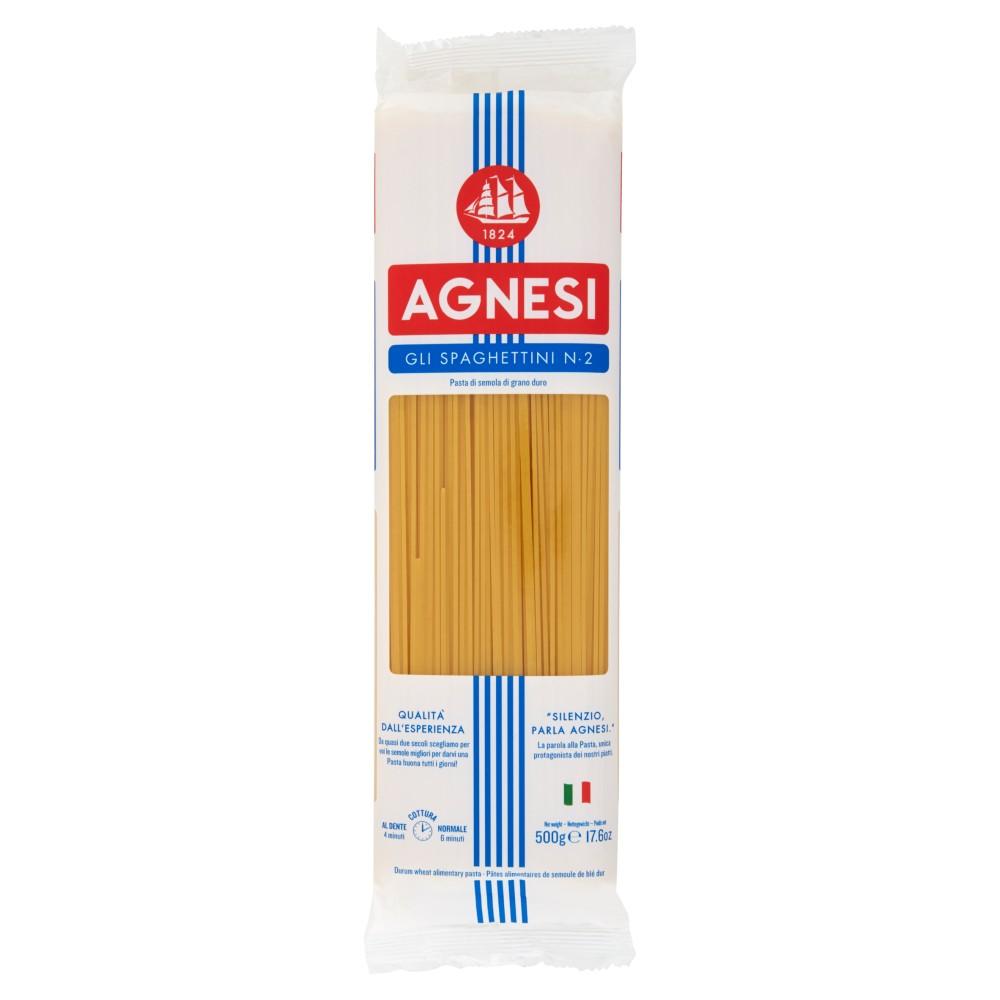 Agnesi Gli Spaghettini n.2