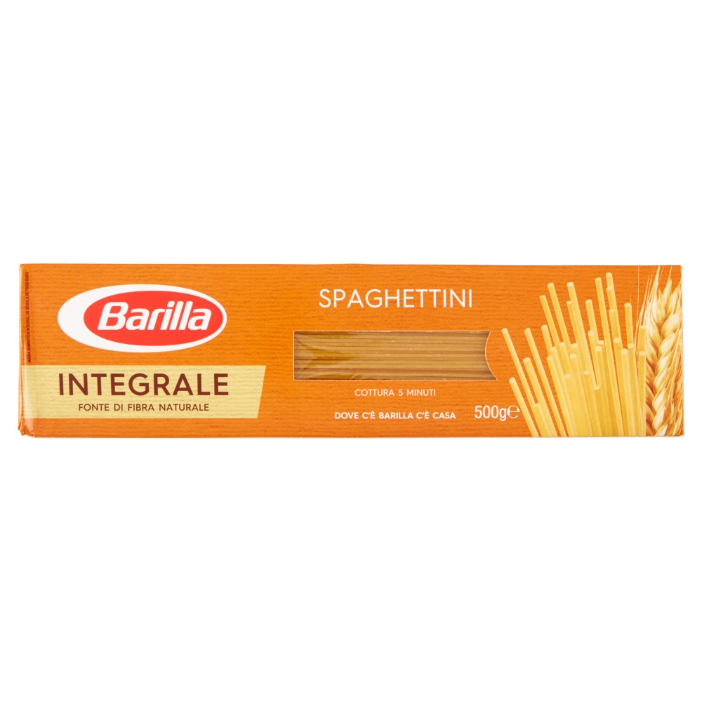 Barilla Integrale Spaghettini