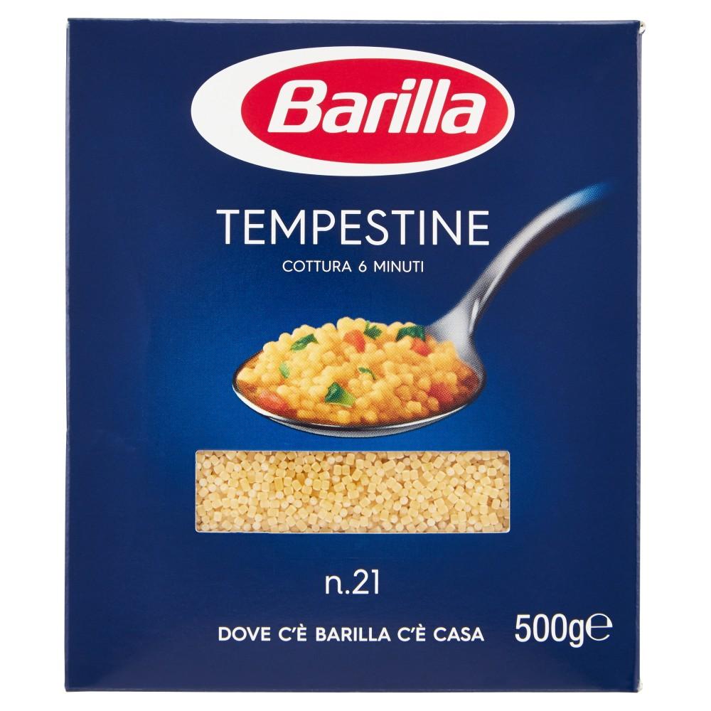 Barilla Tempestine n.21