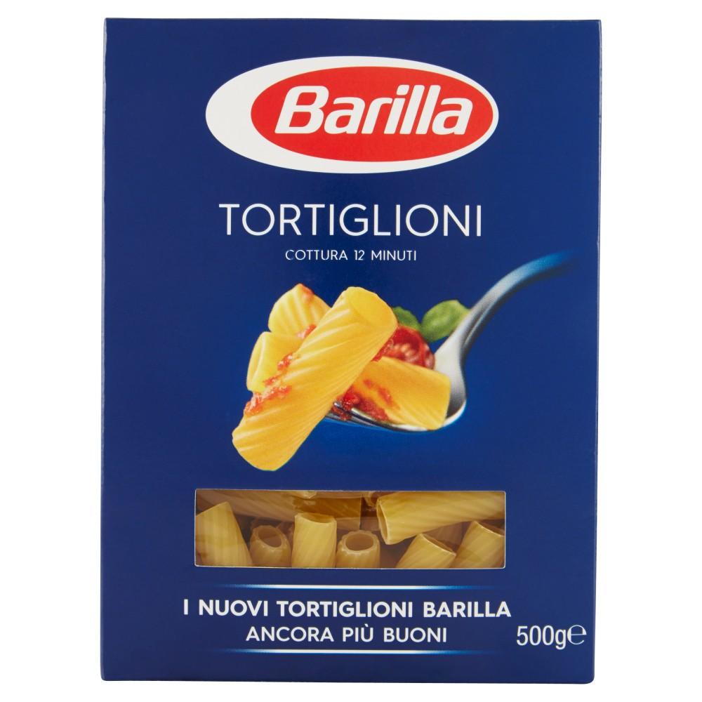 Barilla Tortiglioni n.83