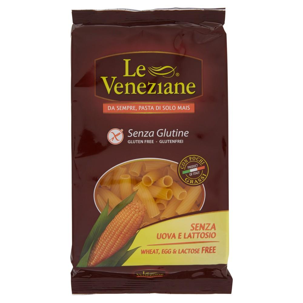 Le Veneziane Penne rigate senza glutine