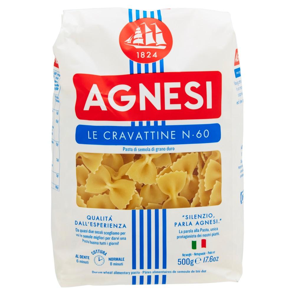 Agnesi Le Cravattine n.60