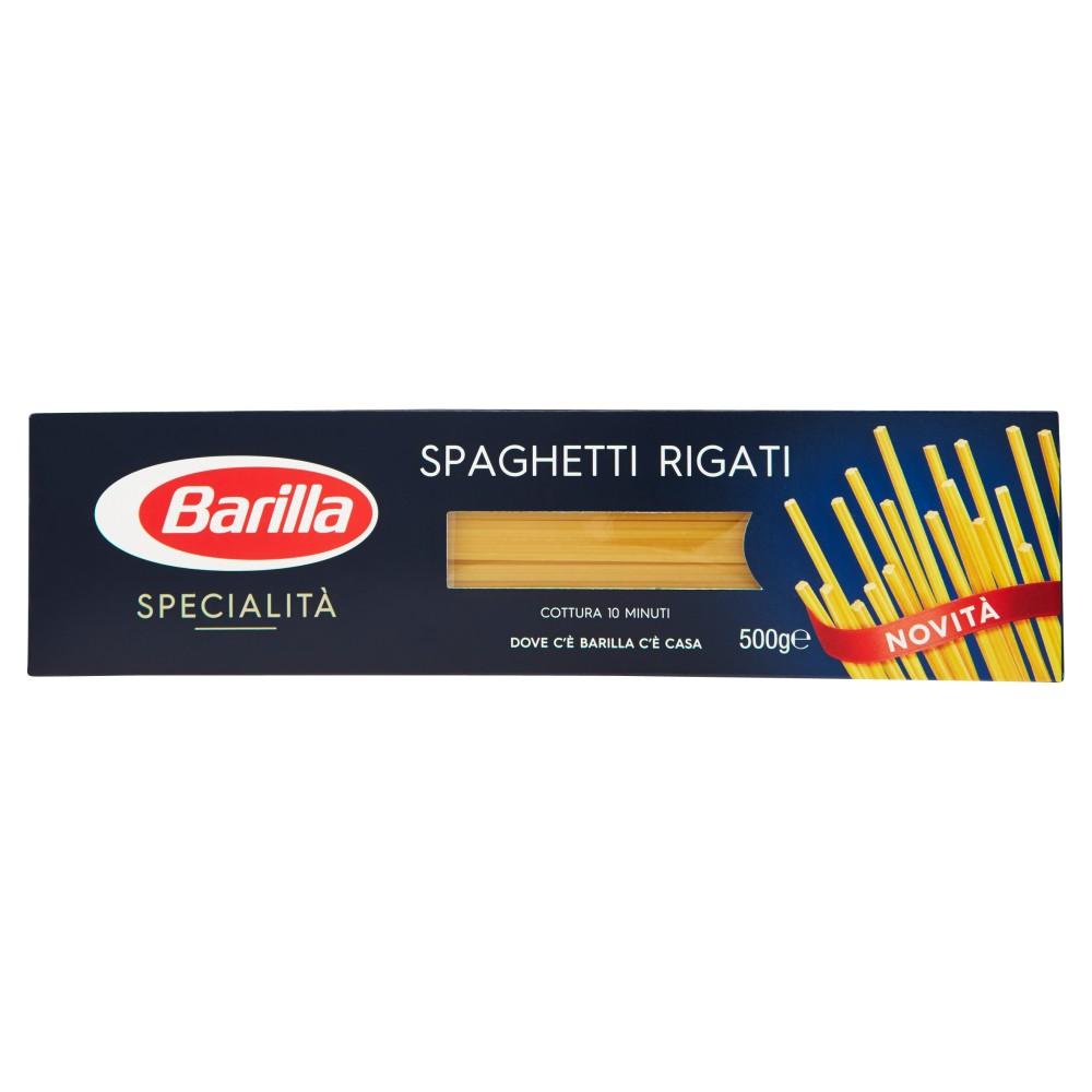 Barilla Specialità Spaghetti Rigati