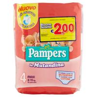 Pampers Easy Up Maxi x16
