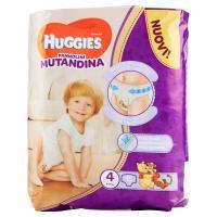 Huggies Pannolini Mutandina 4 9-14kg