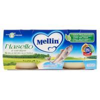 Mellin Nasello e verdure omogeneizzato
