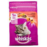 Whiskas 1+ con Manzo