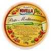 Pastificio Novella Pesto Mediterraneo con Basilico Genovese D.O.P.