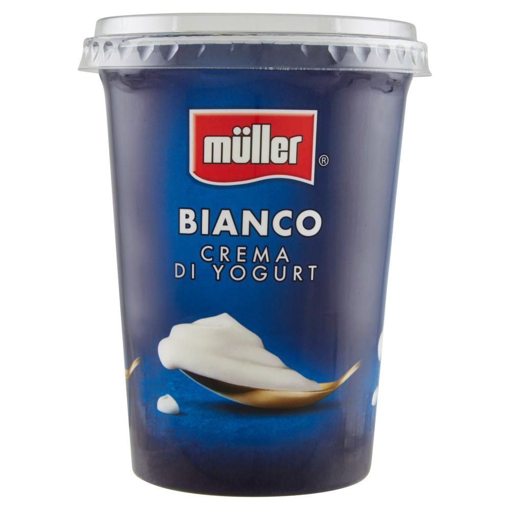 Müller Bianco Crema Di Yogurt Yogurt E Dessert Prezzo Carrefour