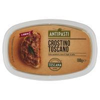Gastronomia Toscana Antipasti Crostino Toscano