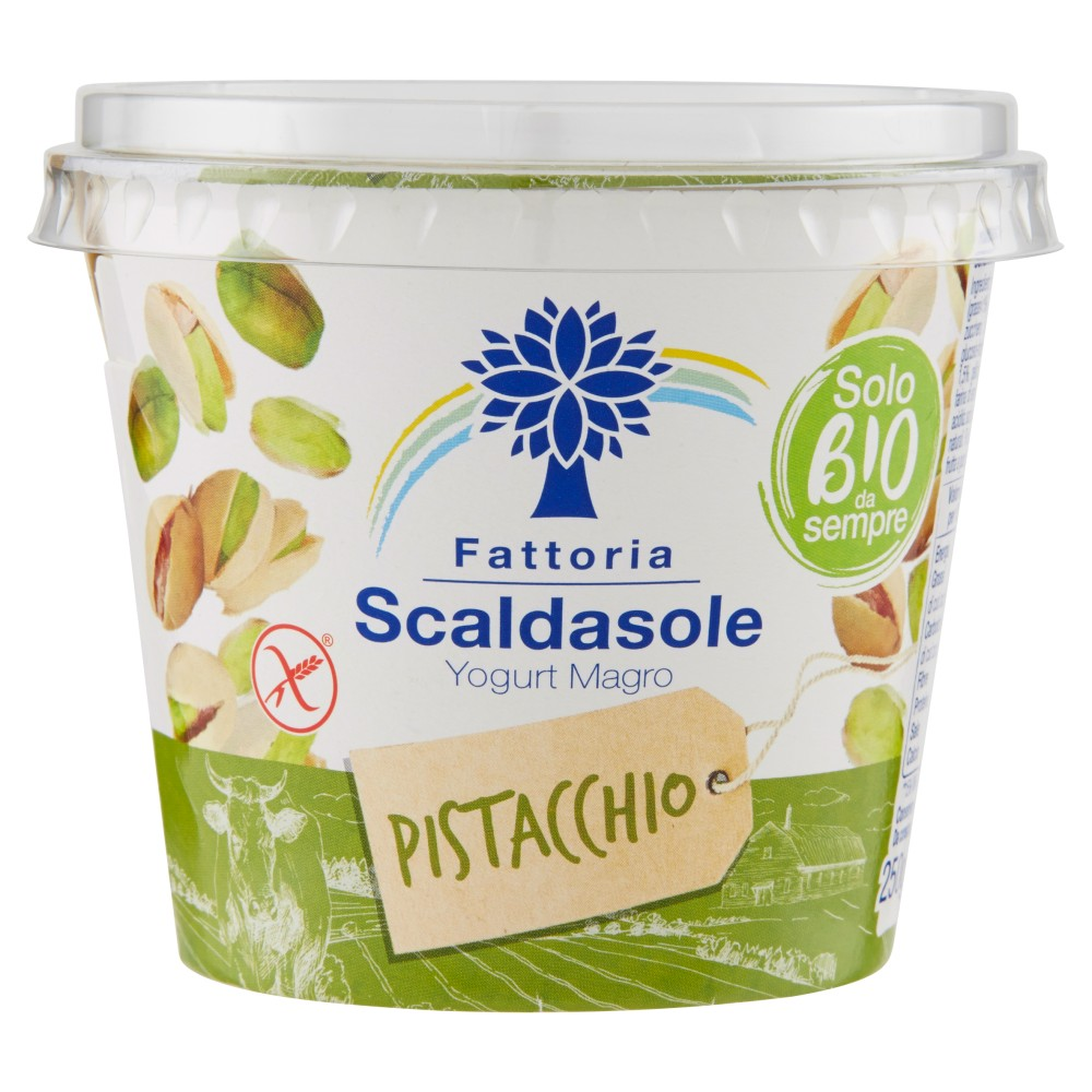 Fattoria Scaldasole Yogurt Biologico Pistacchio