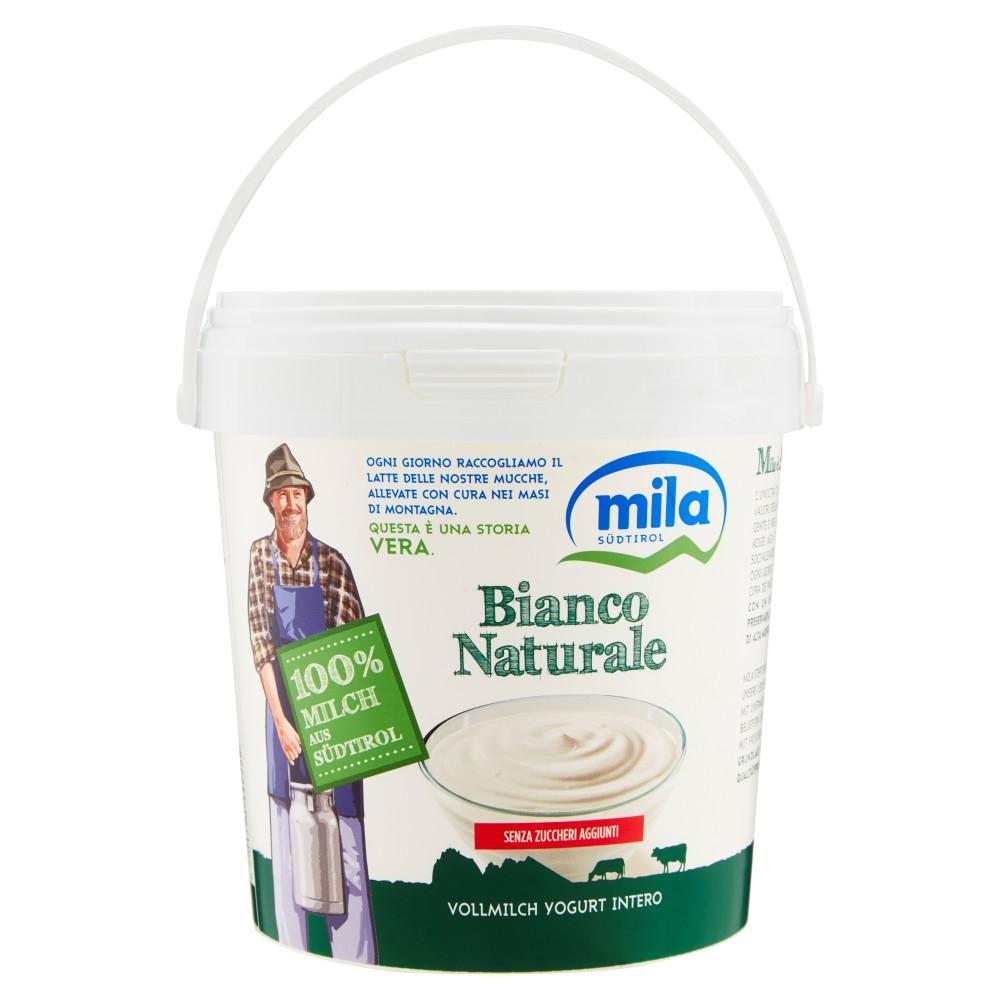 Mila Bianco Naturale Yogurt Intero