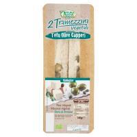 Natura Nuova bio 2 Tramezzini Vegetali Tofu Olive Capperi