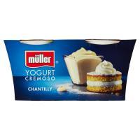 müller Yogurt Cremoso Chantilly