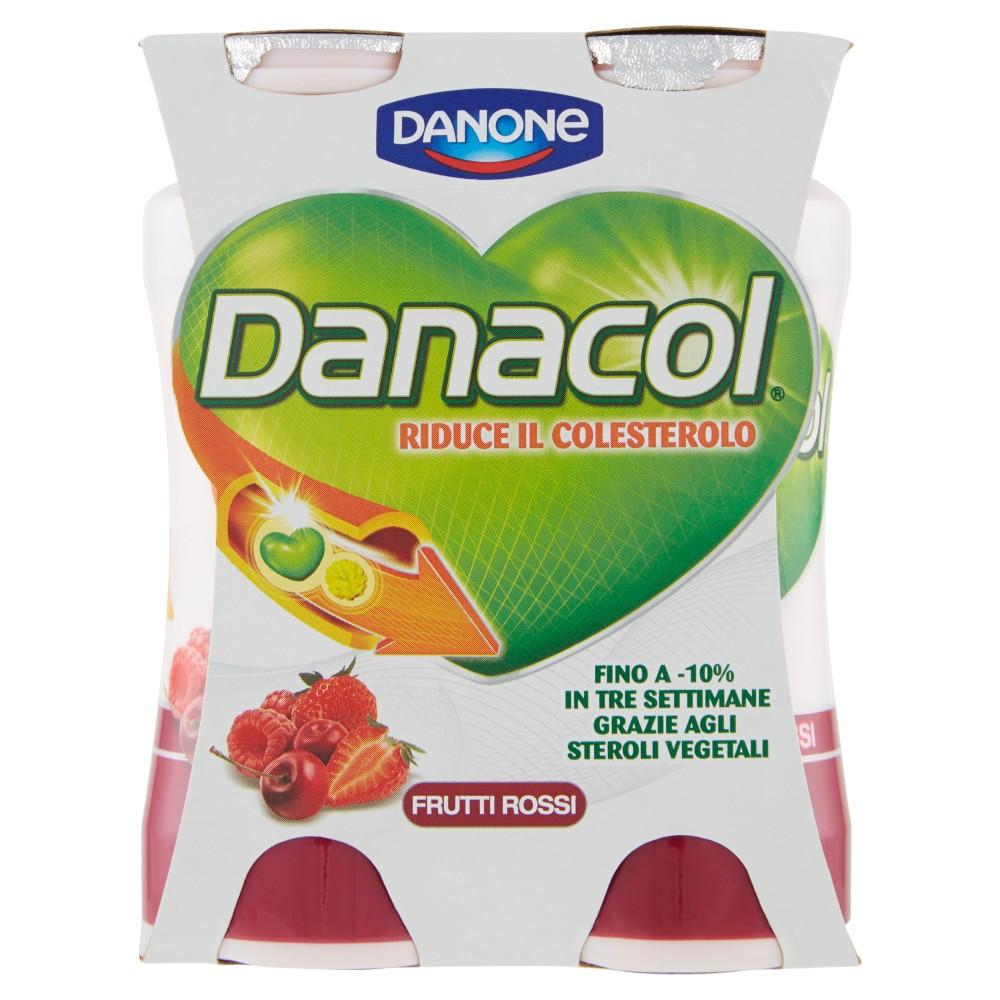 Danacol Frutti Rossi