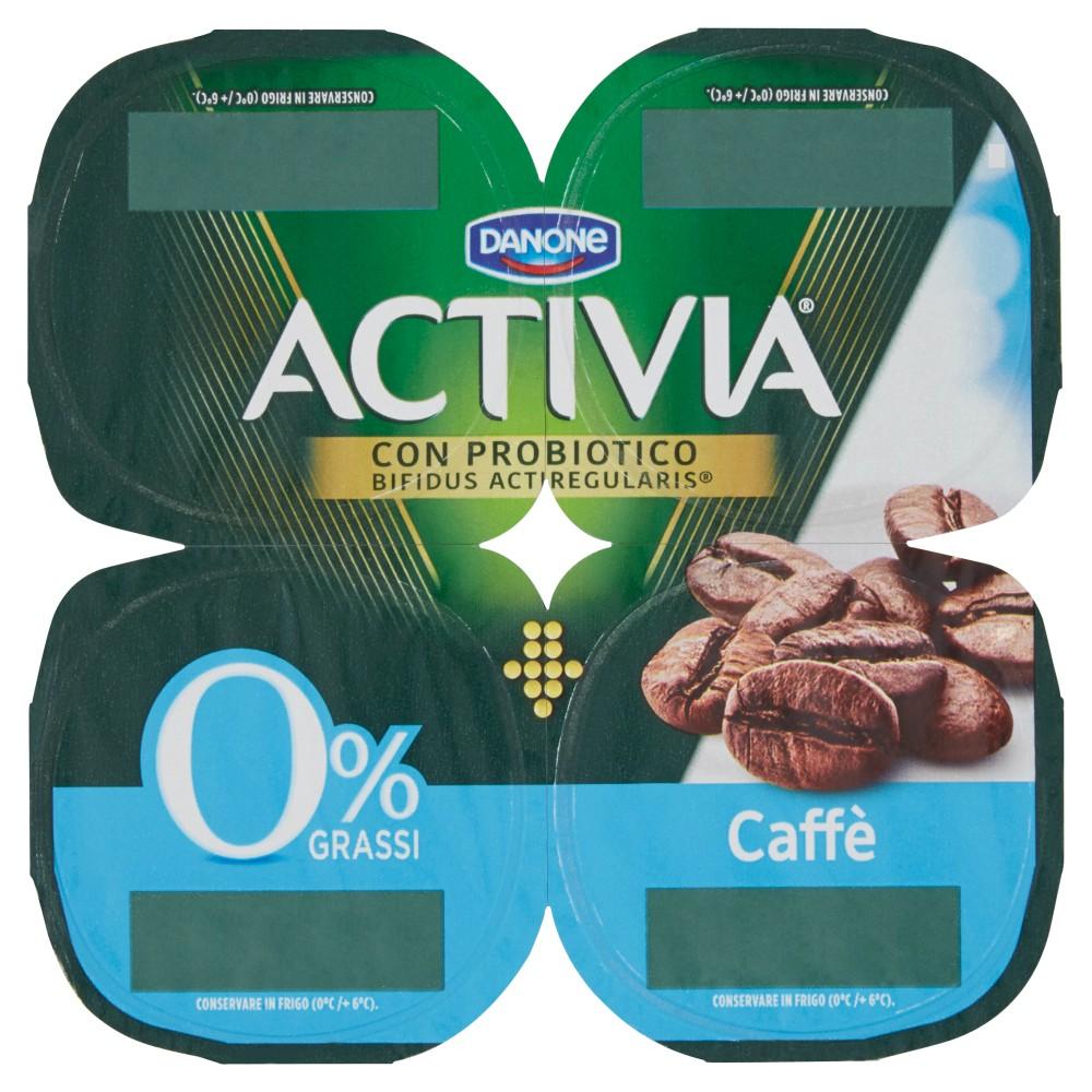 Activia 0% Grassi Caffè