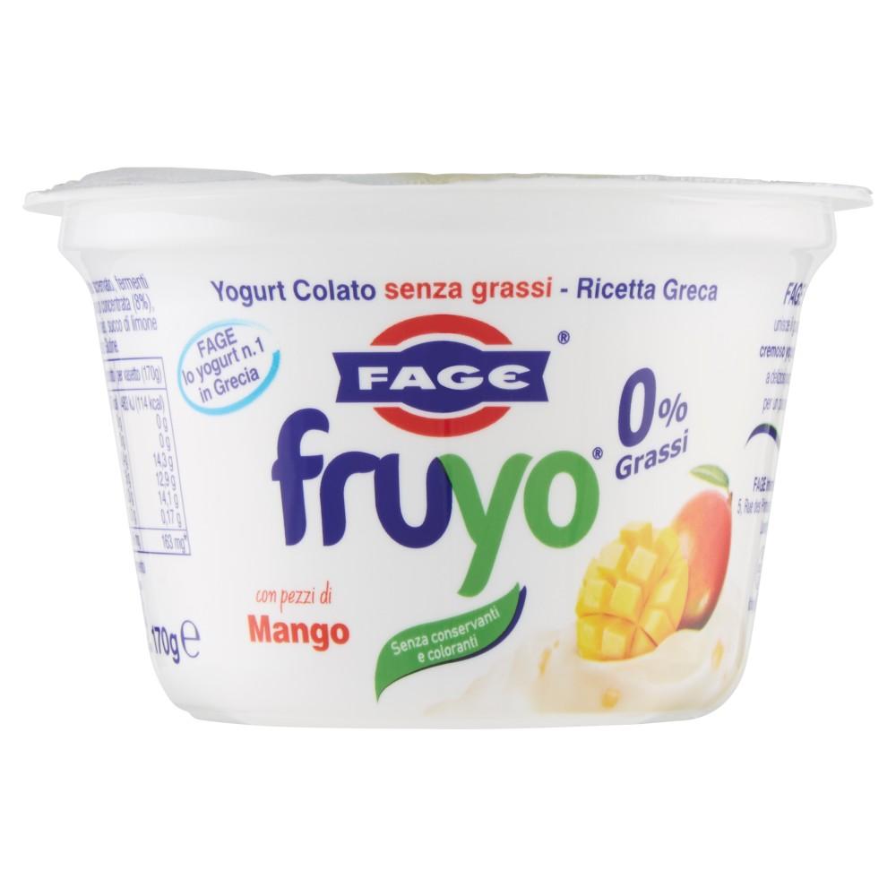 Fage fruyo 0% Grassi Mango