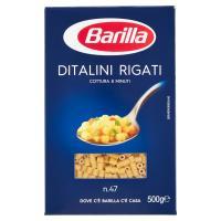 Barilla - Ditalini Rigati, Pasta Di Semola Di Grano Duro