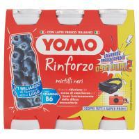 Yomo Rinforzo mirtilli neri