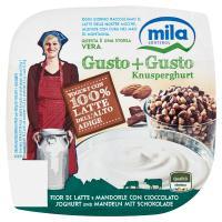 Mila Gusto + Gusto Fior di Latte e Mandorle con Cioccolato
