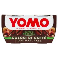 Yomo Golosi di Caffè 100% Naturale Caffè e Nocciola