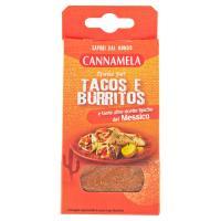 Cannamela Sapori del mondo Spezie per tacos e burritos