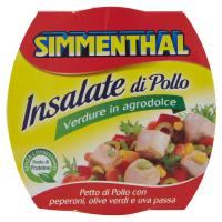 Simmenthal Insalate di Pollo Verdure in Agrodolce
