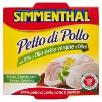 Simmenthal Petto di Pollo con 5% di Olio extra vergine d'Oliva