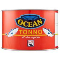 Ocean Tonno all'olio vegetale