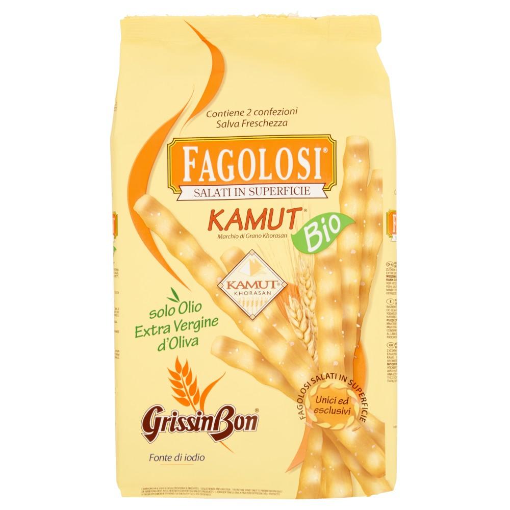 GrissinBon Fagolosi kamut