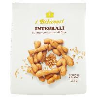 I Bibanesi alla farina integrale e fiocchi di frumento